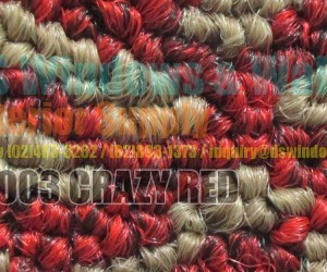 10003 Crazy Red